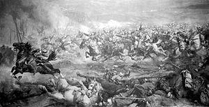 3rd Cuirassier Regiment (France) - Battle of Reichshoffen