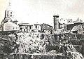 La premiere decouverte de Firmy vers 1898 - Collection par M. Daudiberliere - Réimprimé par Pierre Vernet - La 'Decouverte' de Decazeville - Une mine a ciel ouvert.jpg
