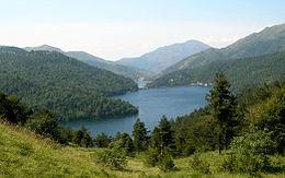 Laghi del gorzente wikipedia for Disegni di laghi