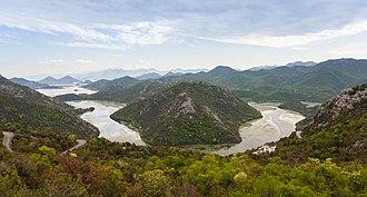 Lake Skadar - Image: Lago Skadar, Montenegro, 2014 04 14, DD 01