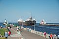 Lake freighter Algoma Quebecois - Duluth, Minnesota, USA - 11 July 2012 - (2).jpg