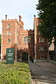 Lambeth Palace, London home of the Archbishop of Canterbury, exterior 4.jpg