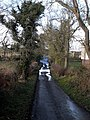 Lane at Windyhill in winter - geograph.org.uk - 1603502.jpg