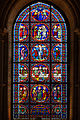 Laon Cathedral Stained Glass Window South Aisle 01.JPG