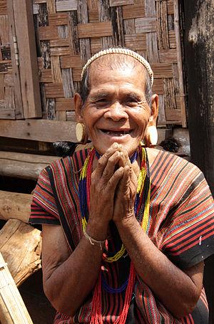 Sekong Province - Image: Laos Lawae 082122a