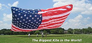 David Gomberg - Image: Largest Kite in the World