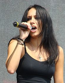Lauren Harris at Gods of Metal 2009 (cropped).jpg
