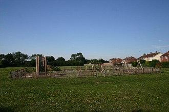 Lawshall - Lawshall Community Playground.