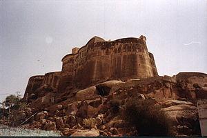 Laxmangarh Fort - Laxmangarh Fort