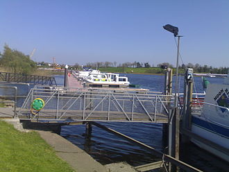 Carrick-on-Shannon - The Quayside