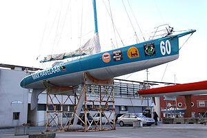 Le voilier de course Open 60 Max Havelaar (3).JPG
