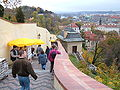 Leaving Prague Castle.JPG