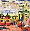 Lentulov street-moscow-1910.jpg