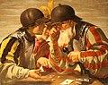 Les Joueurs de Cartes par Hendrick ter Brugghen (8274561615).jpg