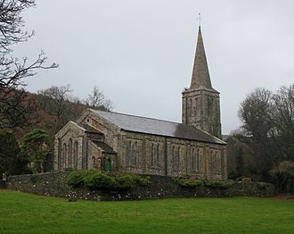 Mona Douglas - Lezayre church