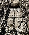Liberty Ship four weeks after the keell was laid (26249580533).jpg