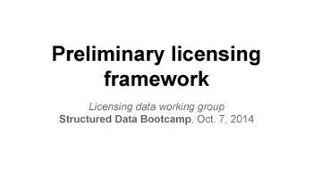 Licensing model framework discussion.pdf