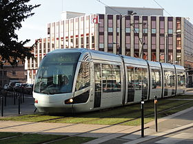 Image illustrative de l'article Tramway de Valenciennes