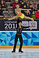 Lillehammer 2016 - Figure Skating Pairs Short Program - Yumeng Gao and Sowen Li.jpg