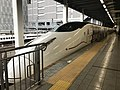 "Limited Express ""Tsubame"" for Kumamoto Station at Hakata Station.jpg"