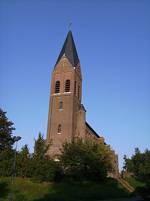 Linne - Linne, church: Martinuskerk