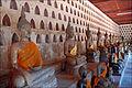 Lintérieur du cloître du Vat Sisaket (Vientiane) (4342113192).jpg