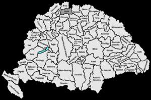 Liptó County - Image: Lipto