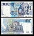 Lire 10000 (Alessandro Volta).JPG