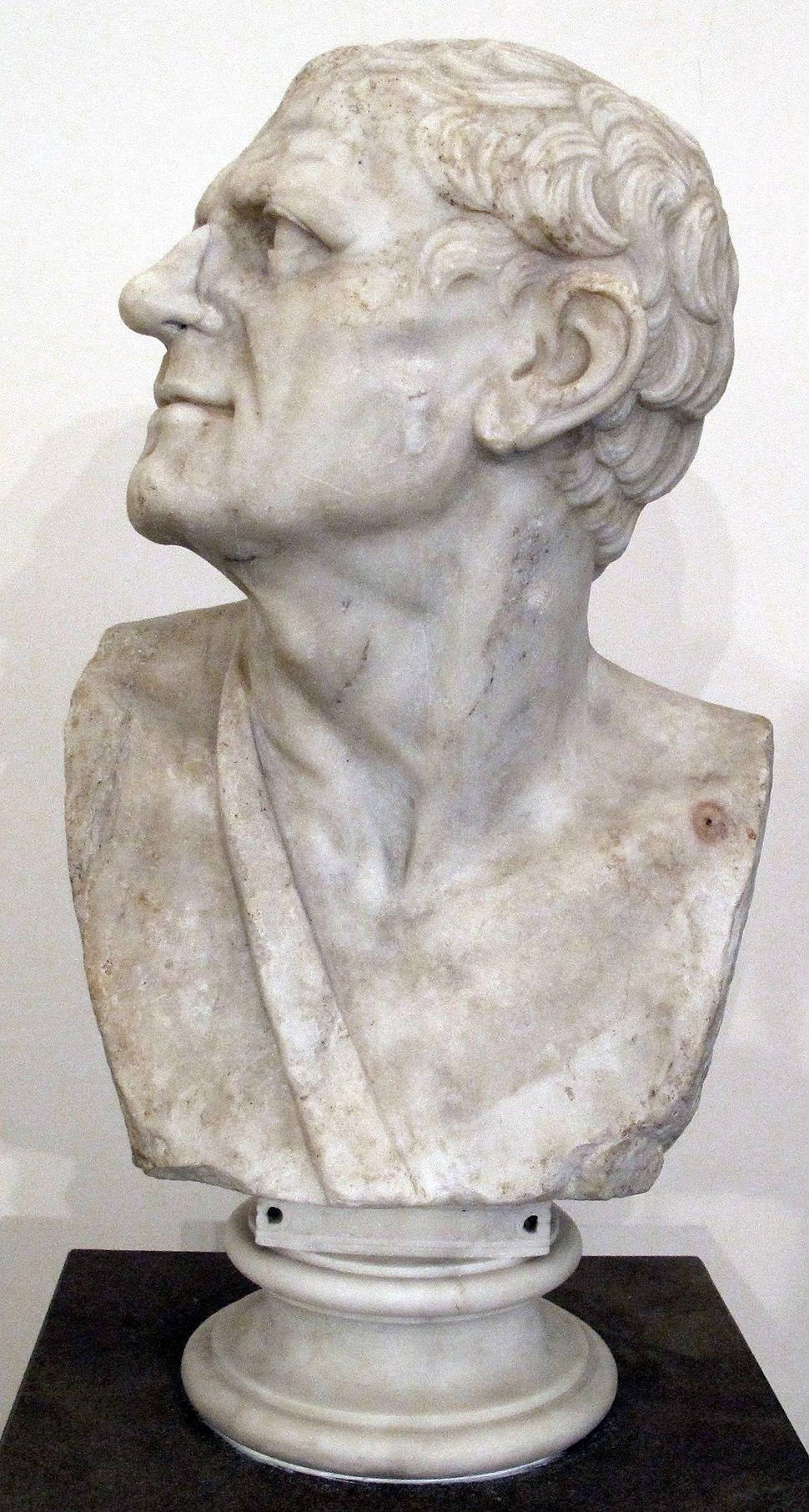 Lisimaco (c.d.), copia augustea (23 ac-14 dc) da orig. del II sec ac. 6141