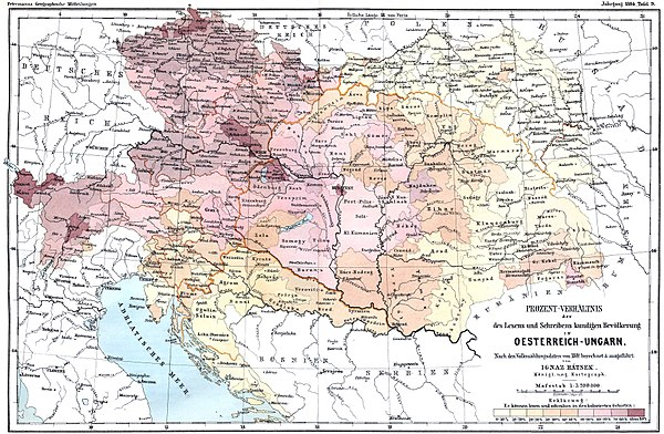 Literacy in Austria-Hungary (census 1880) Literacy in Austria-Hungary (1880).JPG