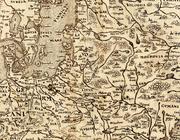 Litvania map 1570