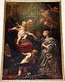 Livio mehus, matrimonio mistico di s. caterina, 1675 ca..JPG