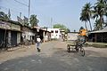 Local Road - Dignagar Bazaar Area - Indian National Highway 34 - Santipur - Nadia 2013-03-23 7021.JPG
