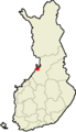 Location of Siikajoki in Finland.png