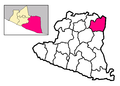 Locator Kecamatan Semin ing Gunung Kidul.png