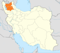 Locator map Iran East Azerbaijan Province.png