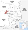 Locator map of Kanton Vierzon-2.png