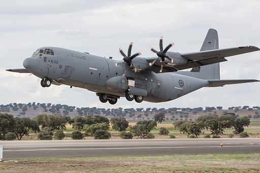 Lockheed C-130 Canadian Air Force (22333914200)