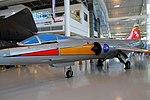 Lockheed F-104G Starfighter, 1954 - Evergreen Aviation & Space Museum - McMinnville, Oregon - DSC00902.jpg