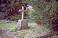 Lockinge Cemetery with Gravestone - geograph.org.uk - 338705.jpg