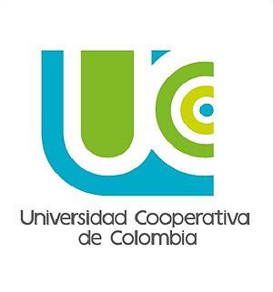 Cooperative University of Colombia - Image: Logo UCC