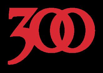 300 Entertainment - Image: Logo for 300 Entertainment