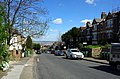 London, Woolwich-Shooter's Hill, view from Eglinton Hill towards the North.jpg