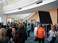 Long Beach Comic Expo 2011 - The Guild season 5 shoot (5648637614).jpg
