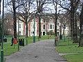 Looking up Robin Hood Chase - geograph.org.uk - 1197201.jpg