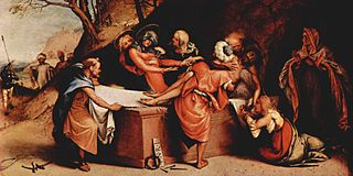 The Entombment of Christ (Lotto)