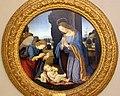 Lorenzo di credi, tondo con adorazione del bambino, 1500-10 ca. 01.JPG