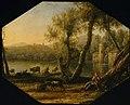 Lorrain - Pastoral landscape, 1636-1637.jpg
