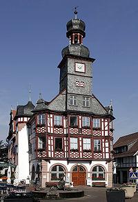 Lorsch Rathaus 01.jpg