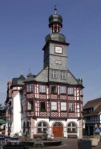 Lorsch - Town hall